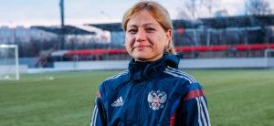 Феномен женского футбола
