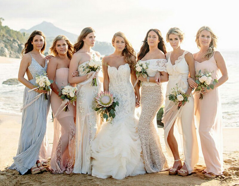 nDsMcbcY9DQ - Как одеться на свадьбу подруги?
