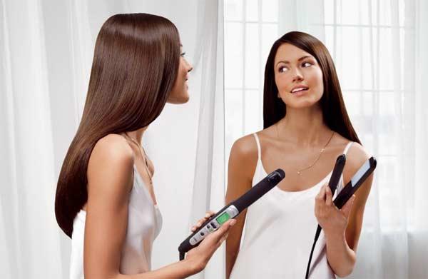 ukladka wolos - Как защитить волосы при укладке
