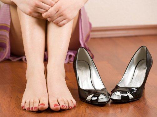 65 - Избавляемся от усталости ног