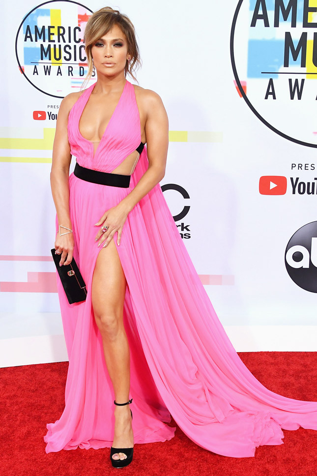 w2000 7 - Гости церемонии American Music Awards 2018