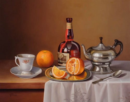 1360438771 chay s konyakom recepty i polza - Коньяк: польза или вред для здоровья