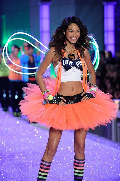 interesting 201211270702353 - Как модели Victoria's Secret  поддерживают идеальную форму