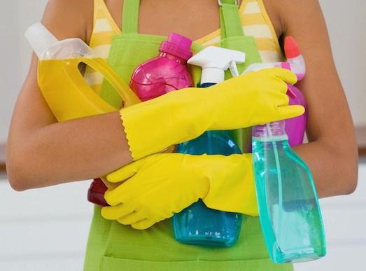 Cleaning 523x387 - 13 советов, которые сделают уборку эффективнее
