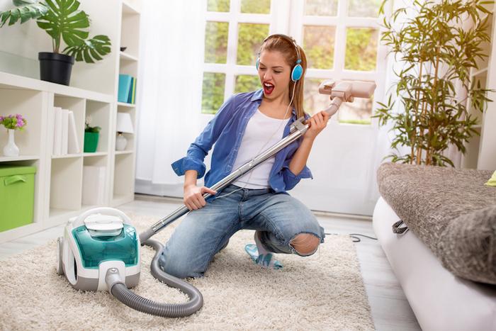 fun clean 1 - 13 советов, которые сделают уборку эффективнее