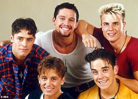 Take That - Западные звезды 90-х: тогда и сейчас
