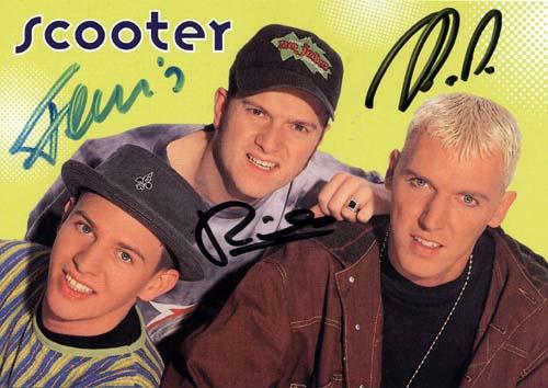 scooter 13 - Западные звезды 90-х: тогда и сейчас