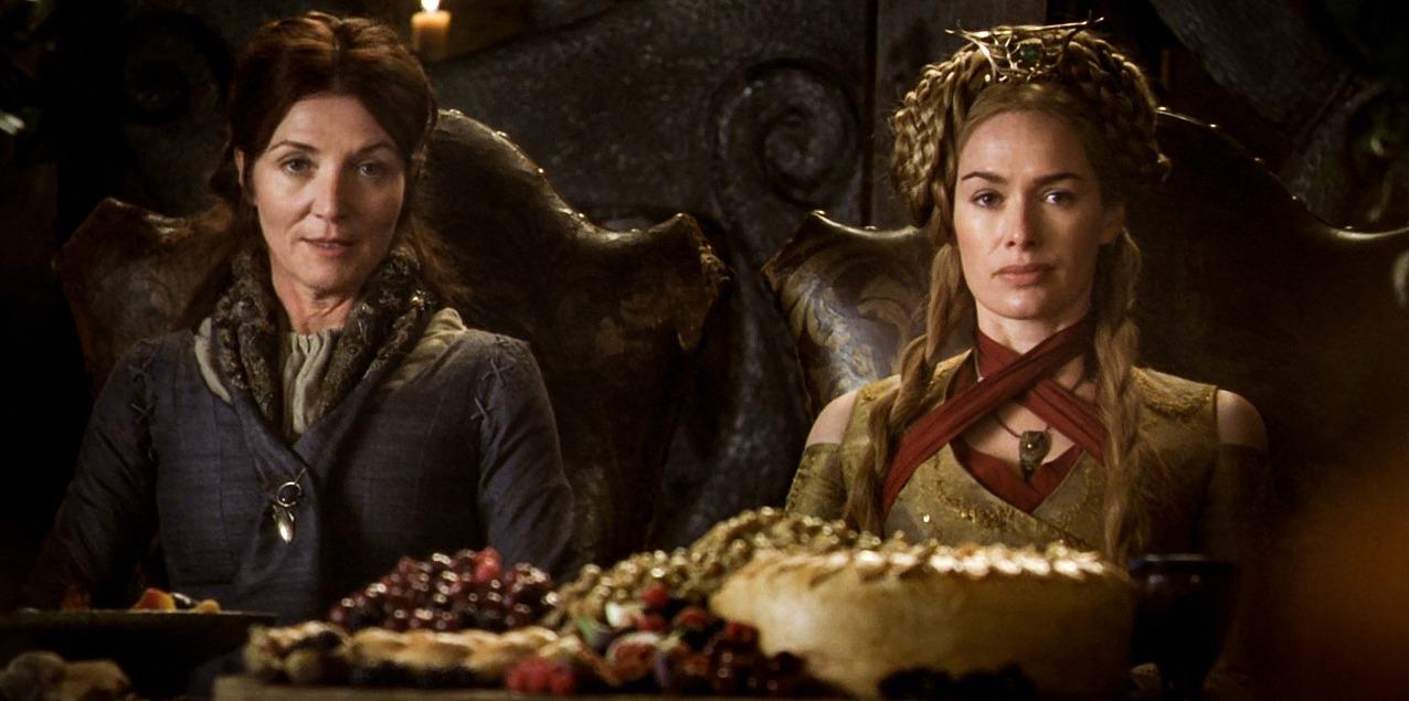cersei feast in winterfell - cersei_feast_in_winterfell