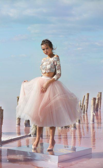 Mono 1 400x650 - Выбираем платье на выпускной 2019