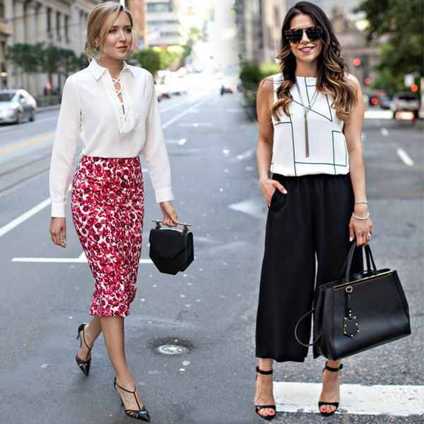Комплекты одежды для собеседования