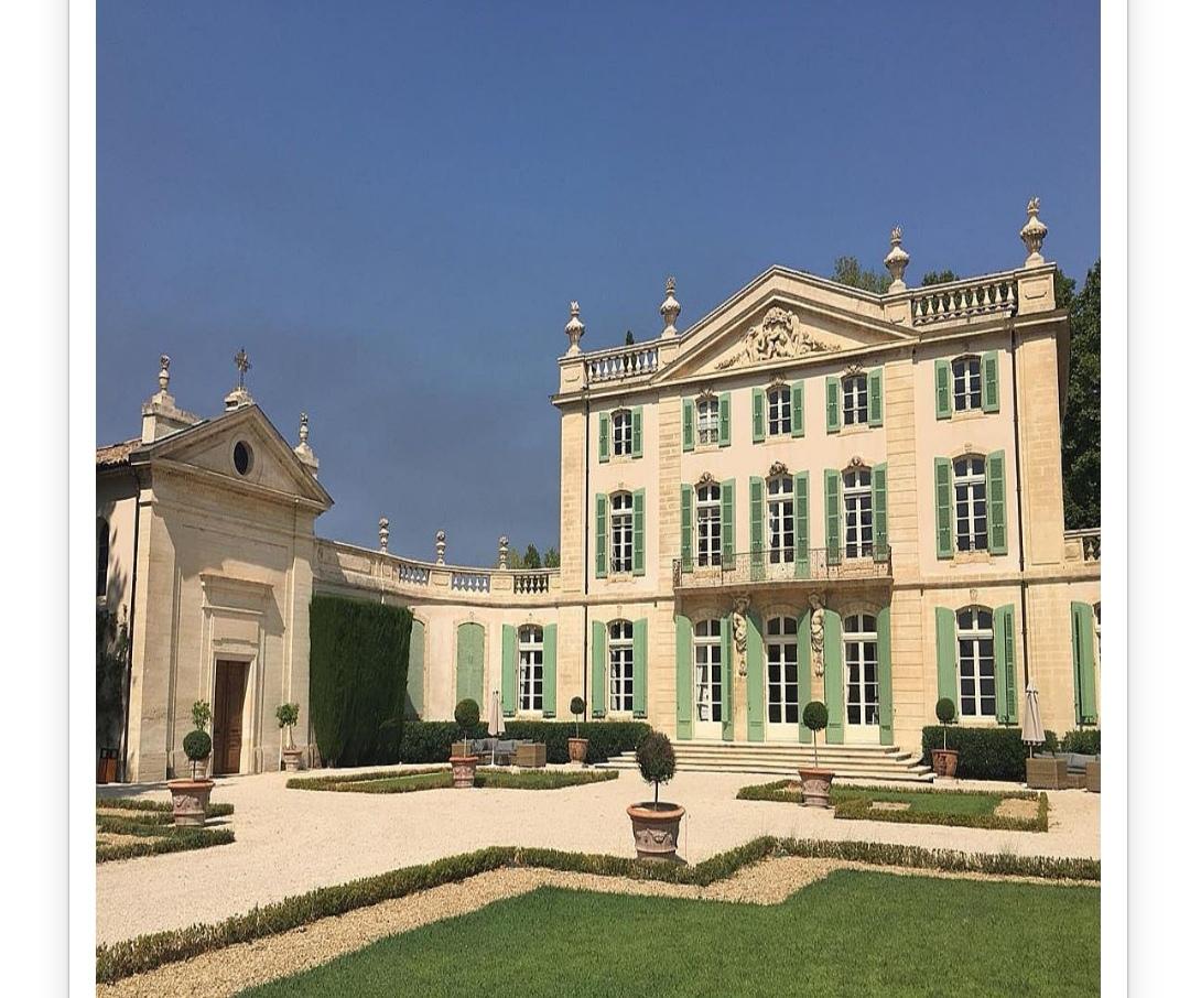 французский дворец