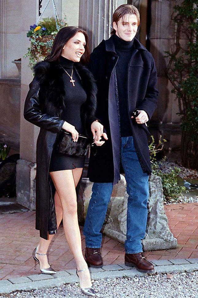 w990 - Дэвид и Виктория Бэкхэм: как счастливо прожить в браке 20 лет