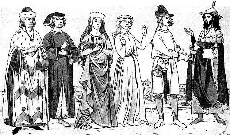 005 - Секреты женской красоты в Средневековье