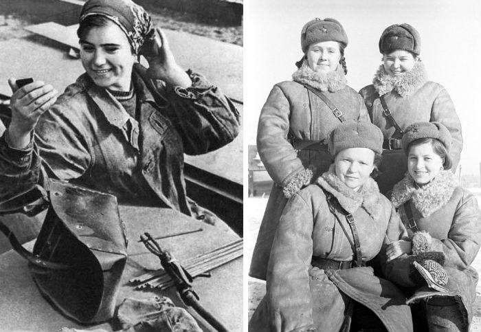 1 4 - Особенности женской моды в советские времена
