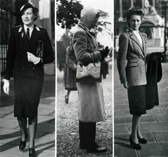 40th fashion - Особенности женской моды в советские времена