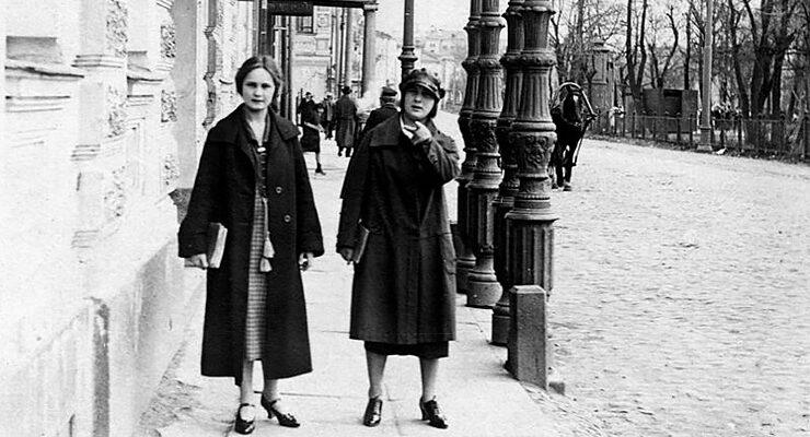 мода 30х годов СССР
