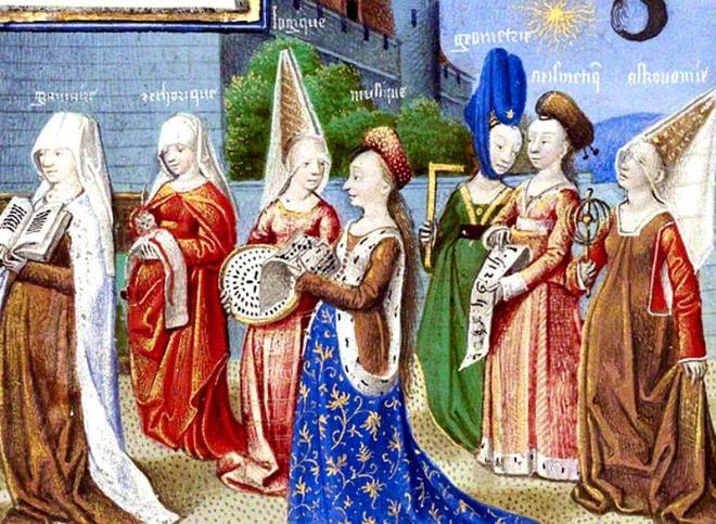 ce2a18 - Секреты женской красоты в Средневековье