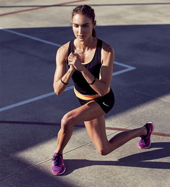 упражнения для летних тренировок