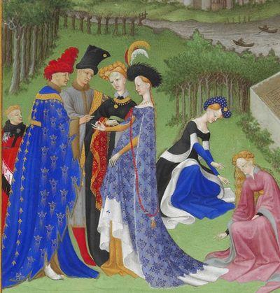 viewImage - Секреты женской красоты в Средневековье