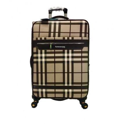 15 0 - С каким чемоданом поехать в отпуск