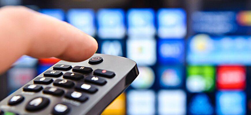 современное телевидение