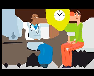 female doctor - В чем опасность молочницы?