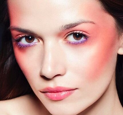 макияж неоновый на новый год 2020
