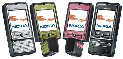 Nokia 3250 - Телефонная история