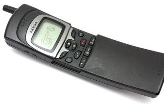 слайдер Nokia 8110