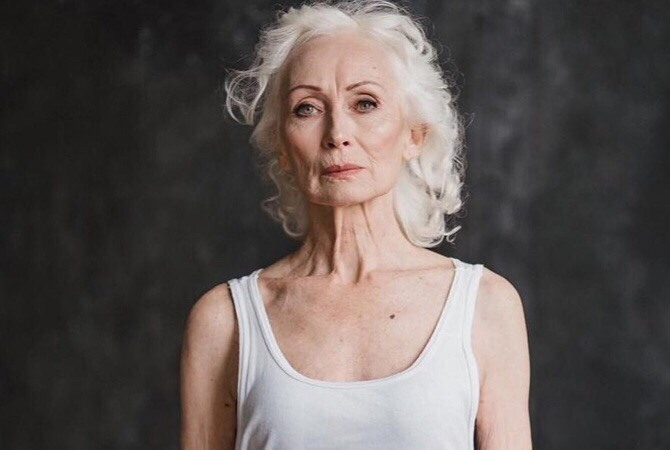 Лариса Михальцова модель