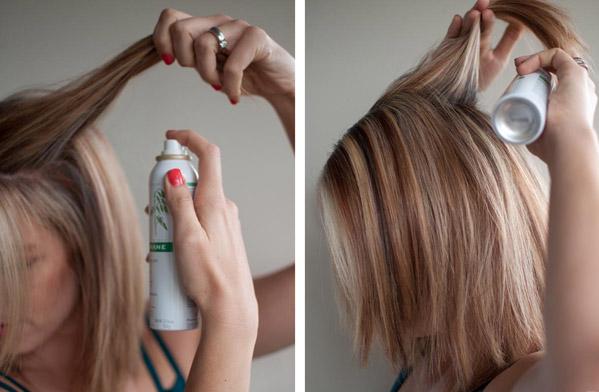 shampun - Что нужно знать о сухом шампуне