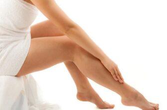 как бороться с усталостью в ногах