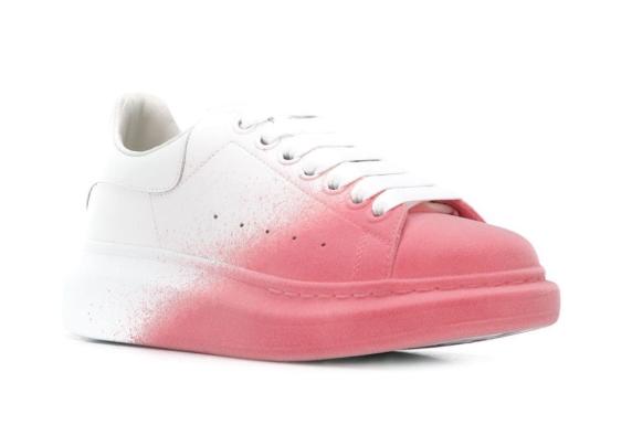 ALEXANDER MCQUEEN - Главные тренды обуви весны 2020