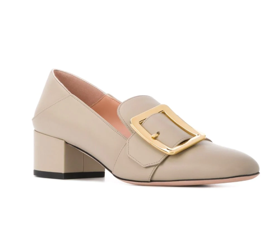 BALLY - Главные тренды обуви весны 2020