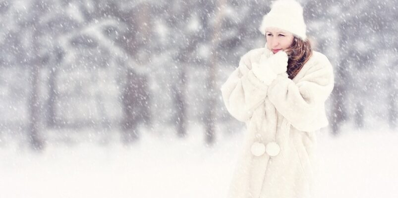 шуба в холода