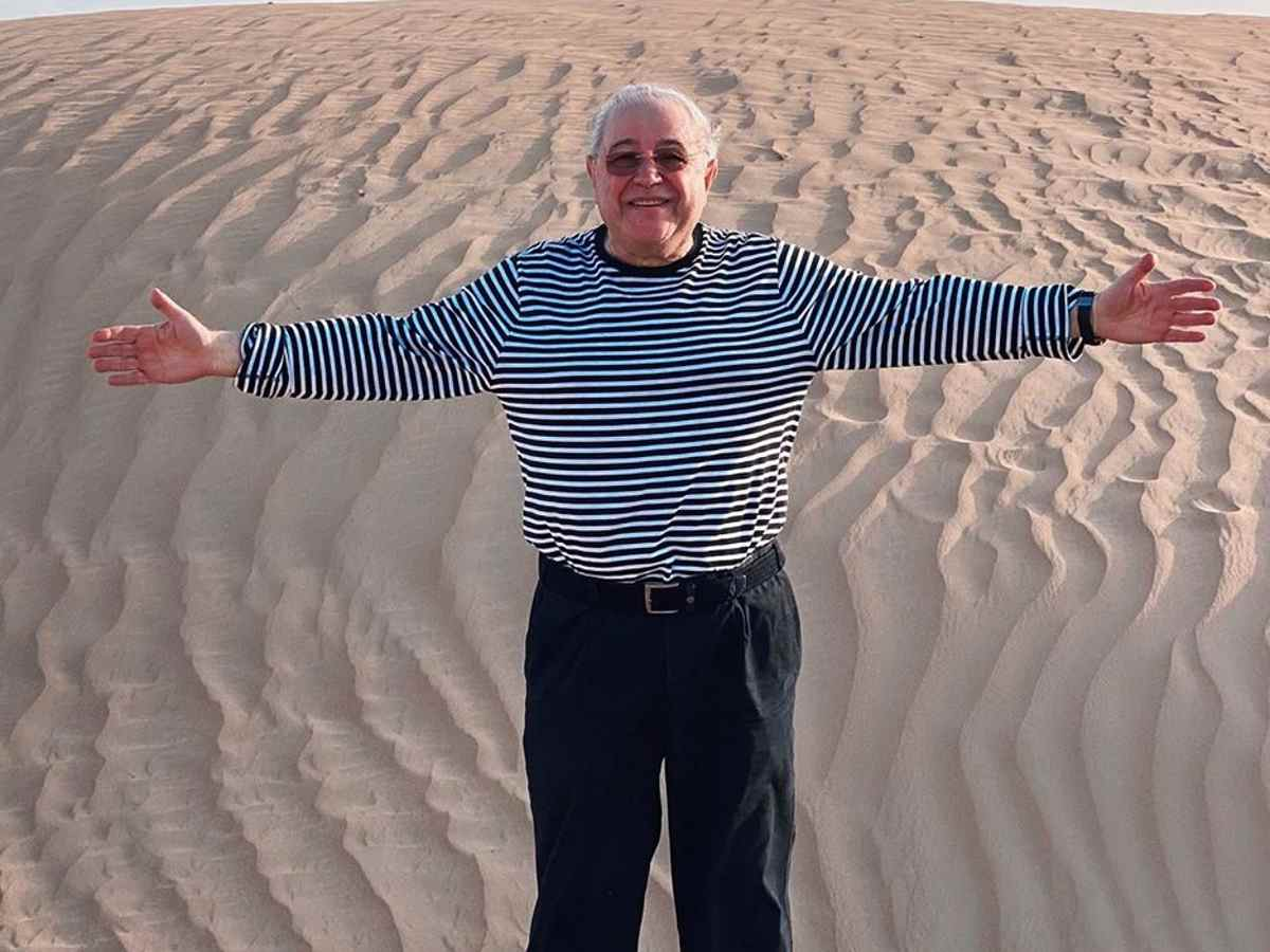 Петросян в Дубае