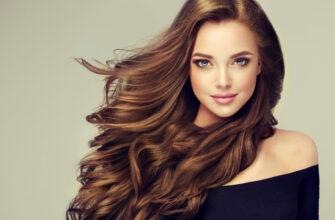 Красивые здоровые и ухоженные волосы