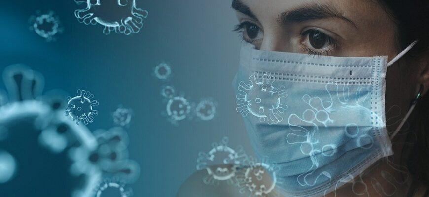 маска и коронавирус