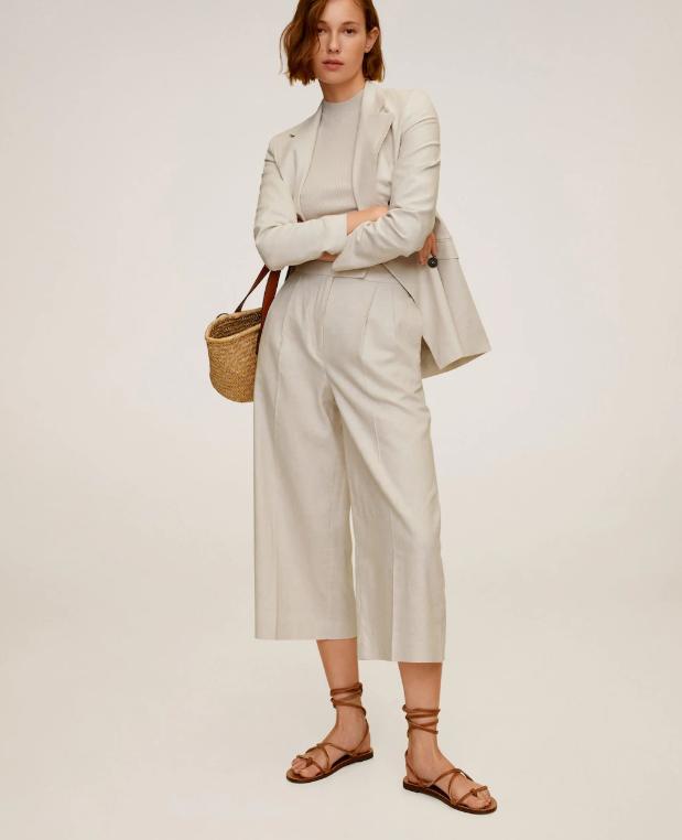 lnyanye kyuloty - Самые стильные брюки для лета 2020