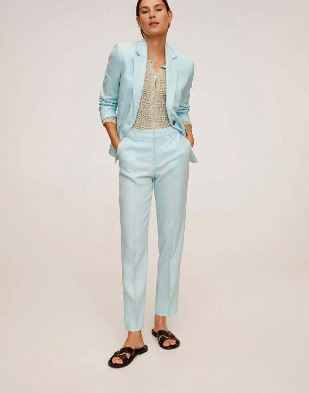 pryamye bryuki - Самые стильные брюки для лета 2020