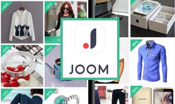 joom - Выбираем свежие промокоды для Joom