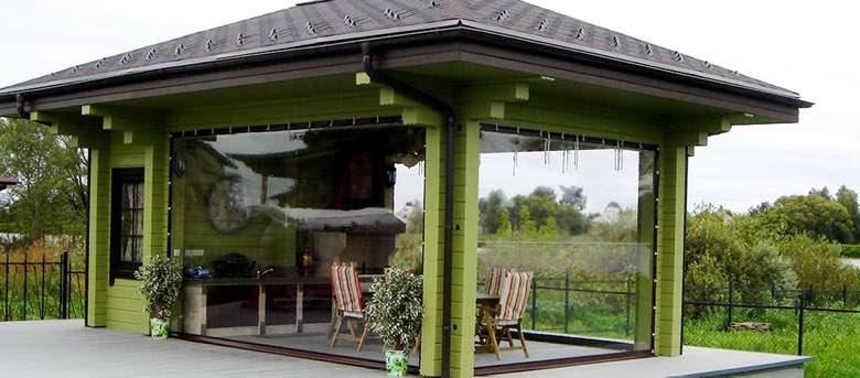 miagkie okna - Мягкие окна ПВХ – изящный и недорогой вариант для летних веранд