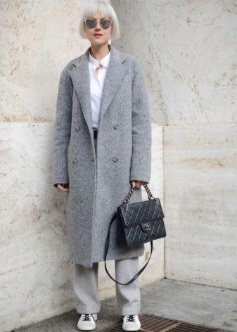 dlinnoe palto - Модные идеи для осеннего пальто