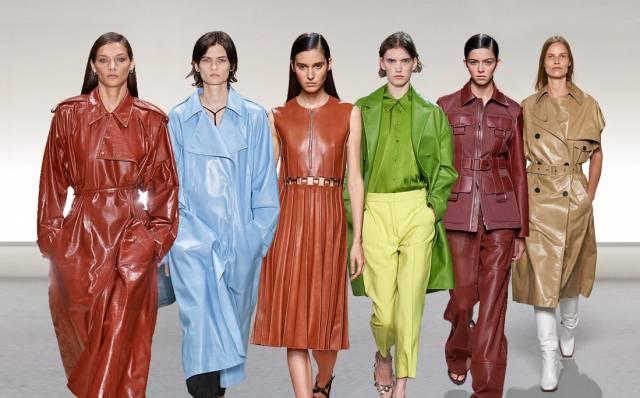 kozhanye veshhi - 6 трендов Осени 2020 в одежде