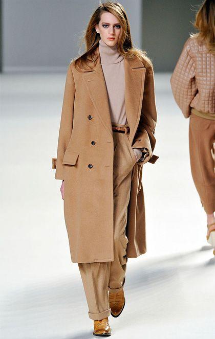 palto dlinnoe - Модные идеи для осеннего пальто