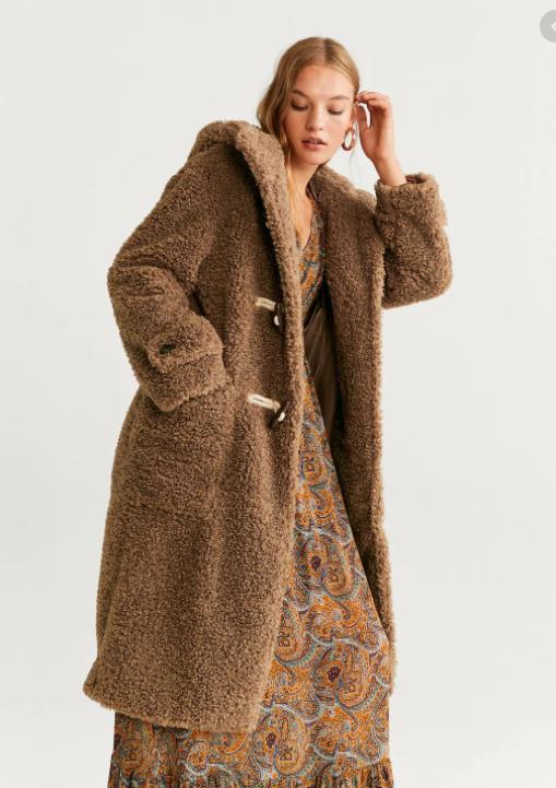 palto iz ovchiny - Модные идеи для осеннего пальто