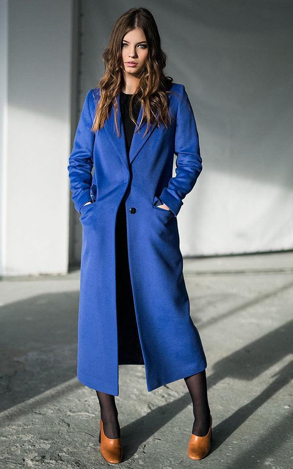 palto sinee56 - Модные идеи для осеннего пальто