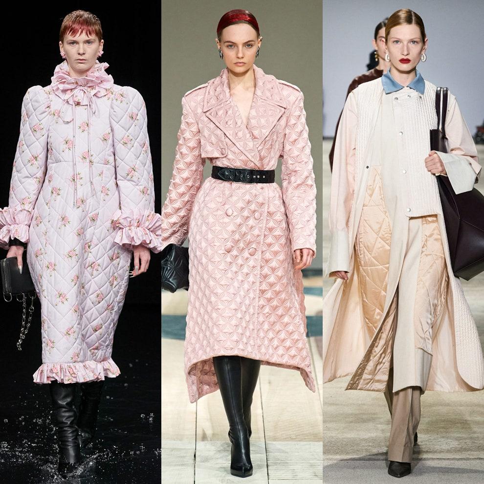 steganoe palto - Модные идеи для осеннего пальто