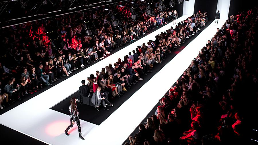 Mercedes Benz Fashion Week1 - Mercedes-Benz Fashion Week в России стала первой виртуальной неделей моды