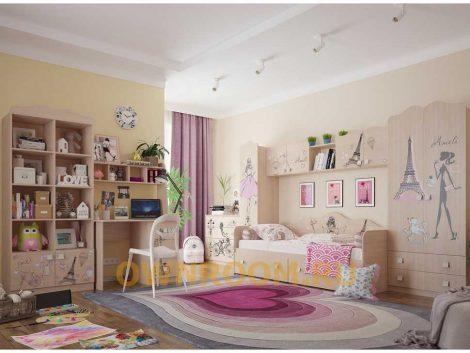 Modulnaya detskaya Ameli  470x353 - Где купить качественную мебель